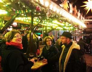Schwarzwaldhaus Auricher Weihnachtsmarkt