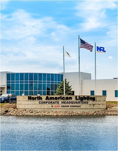 corporate headquarters north american