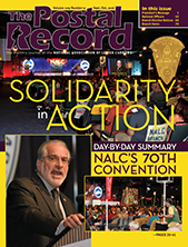 The Postal Record Vol 129 2016 National Association Of Letter Carriers AFL CIO