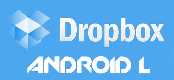 Исправление Dropbox для Android l