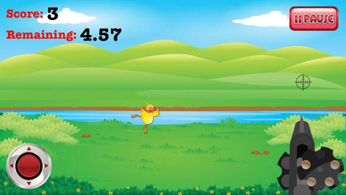 Веселая стрелялка Duck Hunt Edition
