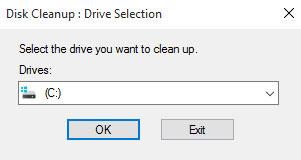 диск для очистки диска