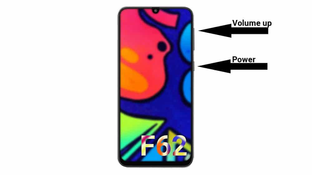 Комбинация клавиш режима восстановления galaxy F62