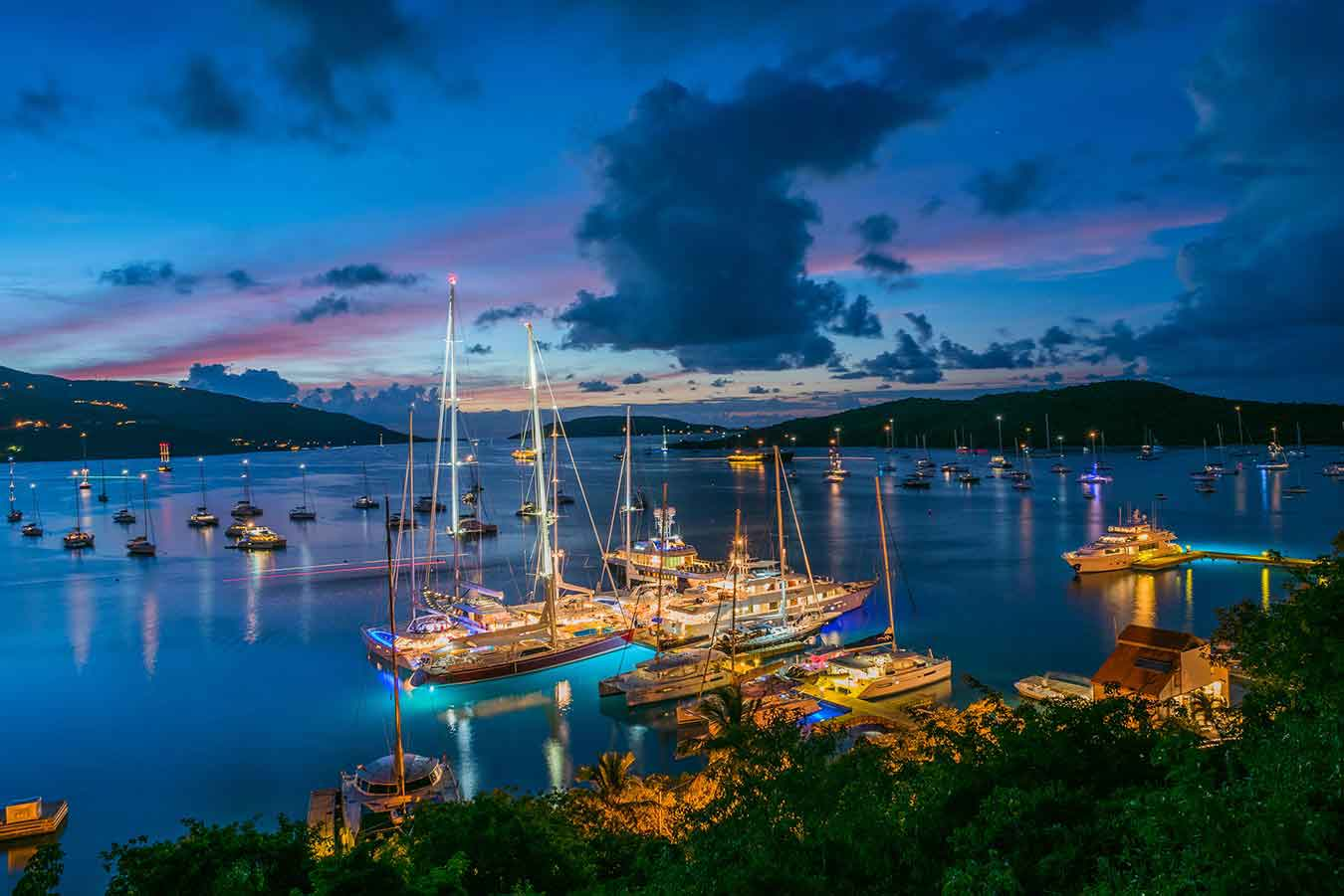 Bitter End Yacht Club BVI Caribbean Naleia Yachting