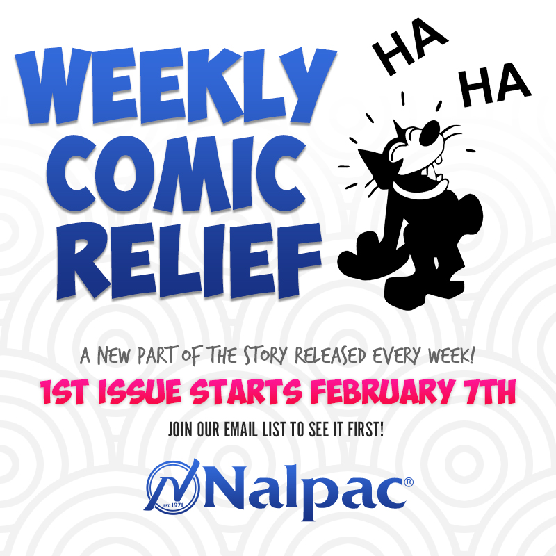 Adult Comic Relief