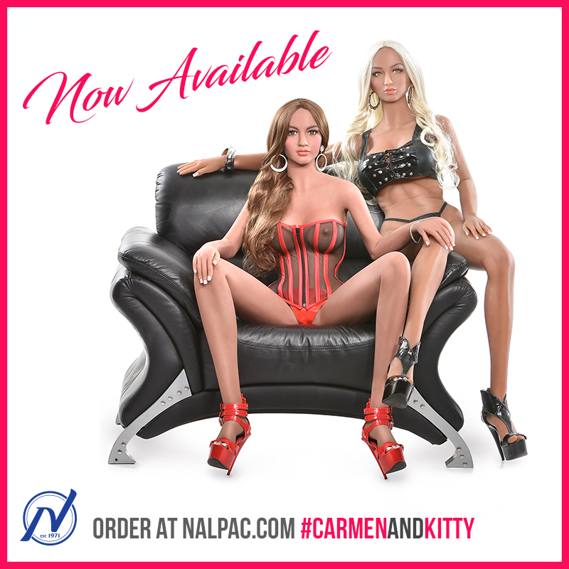 Sex Dolls Now Available!