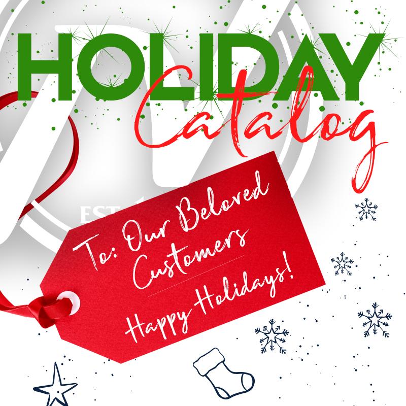 Adult Holiday Catalog 2018
