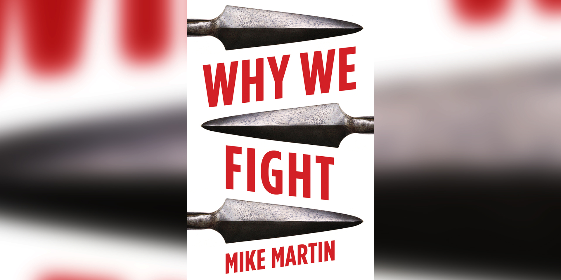 Book Launch Why We Fight