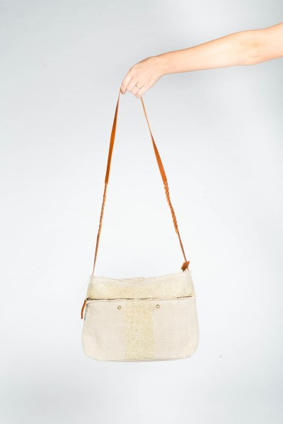 Mila Shoulder Bag Gold