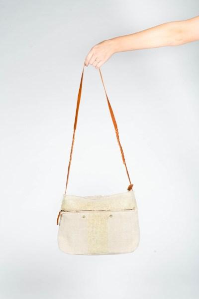 Mila Shoulder Bag Gold