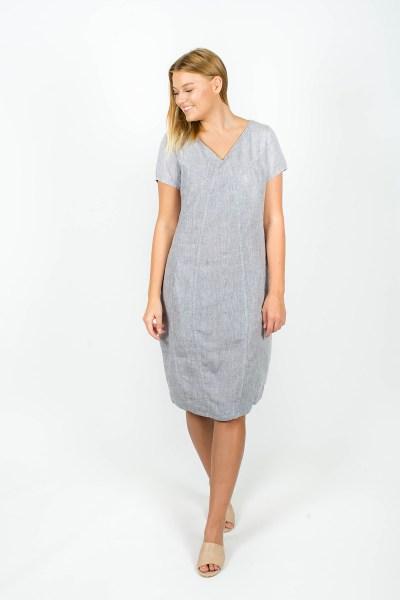 Imogen Dress Smoke