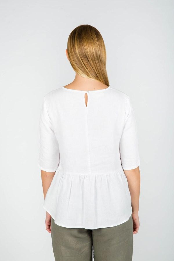 Bella Top White
