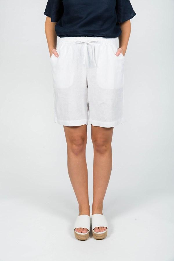 Darcie Shorts White