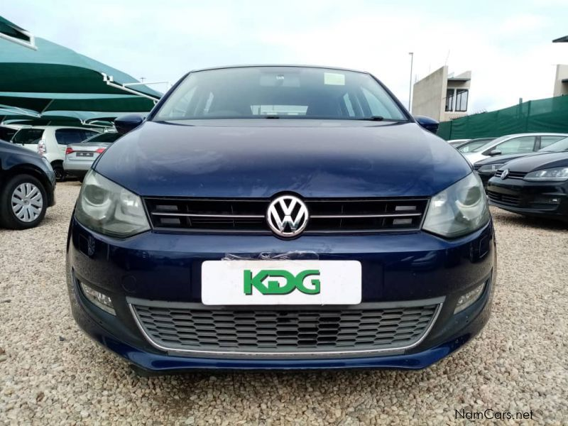 Used Volkswagen Polo Tsi Highliner 2012 Polo Tsi