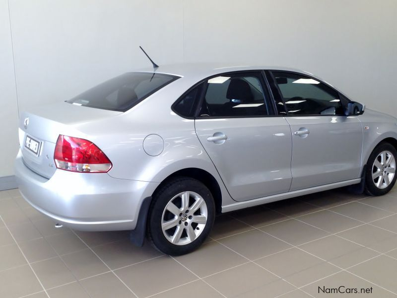 Used Volkswagen Polo 1 4 Comfortline Sedan 2013 Polo 1 4