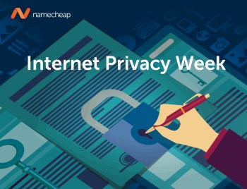 Internet Privacy Week - Namecheap