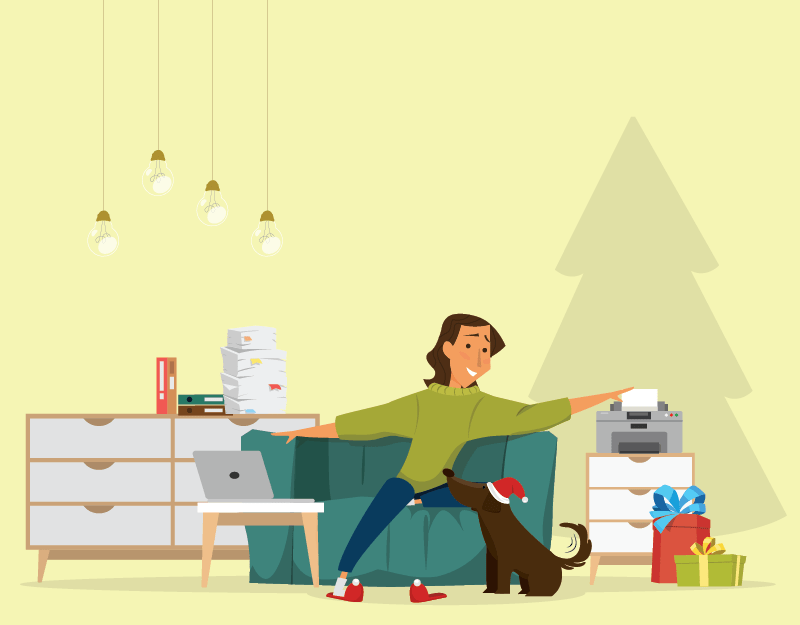 Hero article of Give Yourself the Gift of a Stress-free Holiday