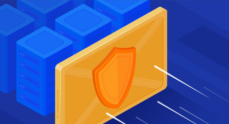 Shield suggesting email security