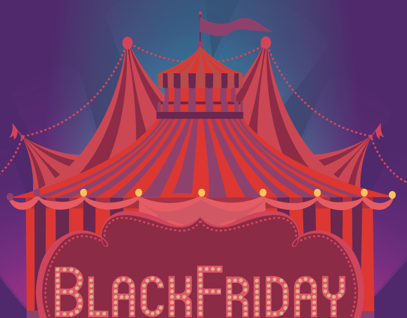 Hero image of Black Friday: Namecheap's Show Is Coming To Town!