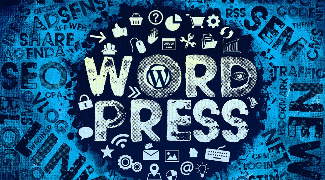 Graphic with WordPress