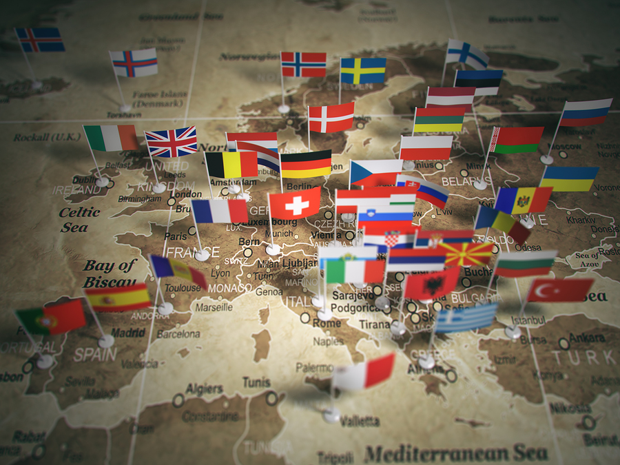 Hero image of Five Country Code Domain Names Open to All
