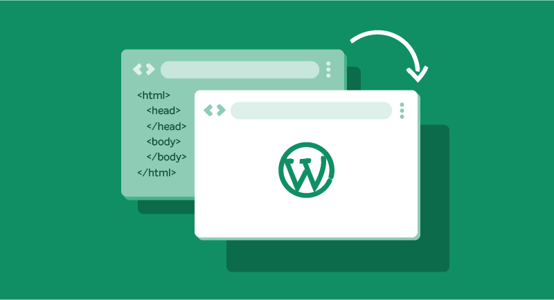 Hero image of Case Study: How We Converted a Static Site to WordPress