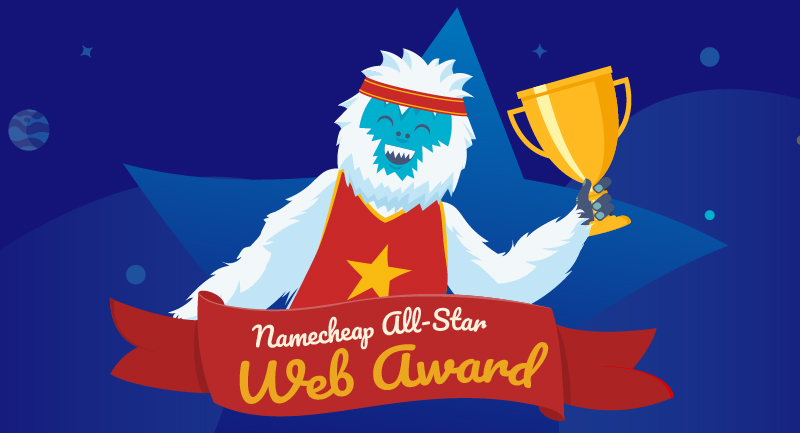 Hero image of Announcing Our 'Web All-Star' Competition Winner