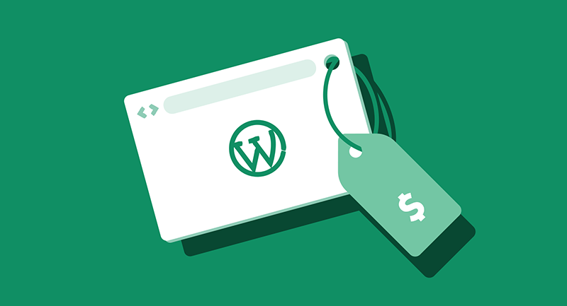 Hero image of How Much Does a WordPress Website Cost in 2019?Help Keep Domain Prices in Check
