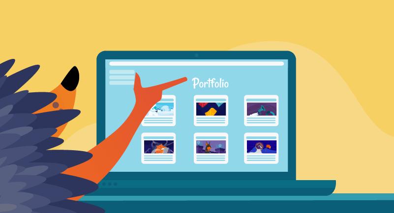 Hero image of How to Create a Successful Digital Portfolio