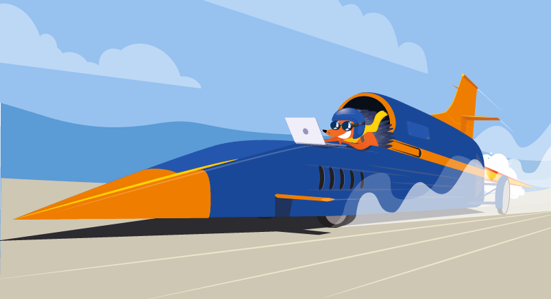 Hero image of Why Is Your Website Speed So Important?Tech Trends to Expect in 2020