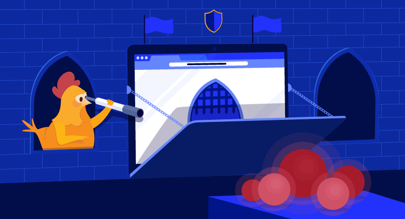 Hero article of 5 WordPress Cyberattacks and How to Prevent Them