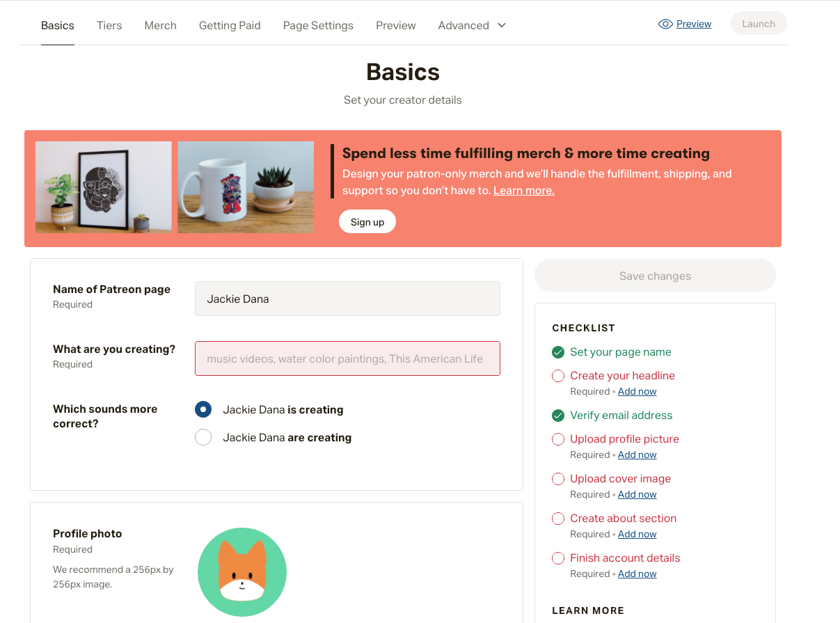 How to Use Patreon to Fund Your Creative Business   Namecheap Blog
