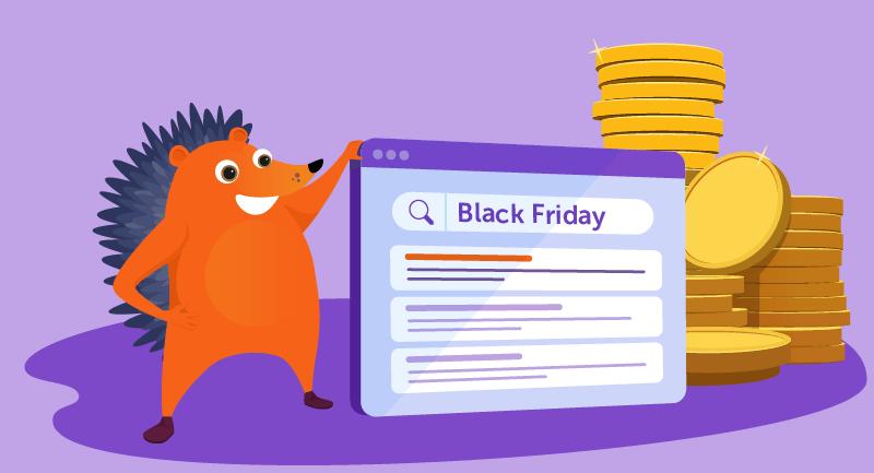 Hero image of 5 Ways to Use SEO to Maximize Black Friday Returns