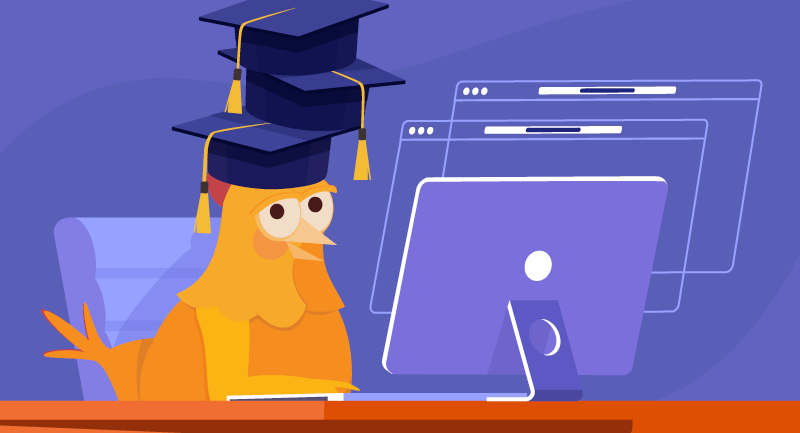 Hero image of Domains for Online Education