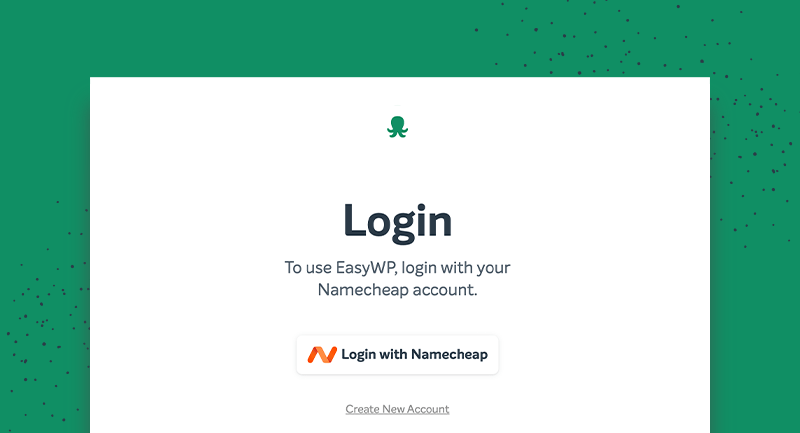 EasyWP step 2