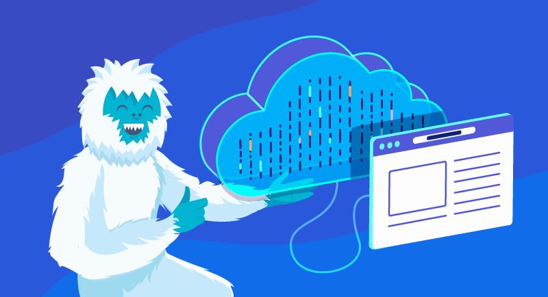 Hero article of What Is Cloud Hosting?