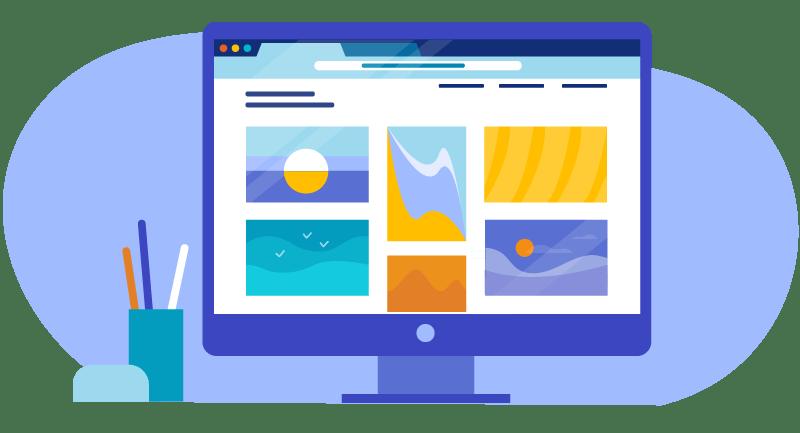 How to build your portfolio online in 2021