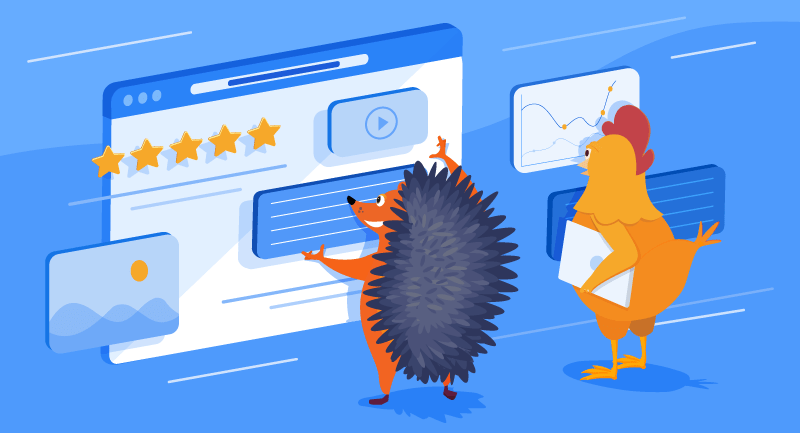 Hero article of How to choose an all-star web designer