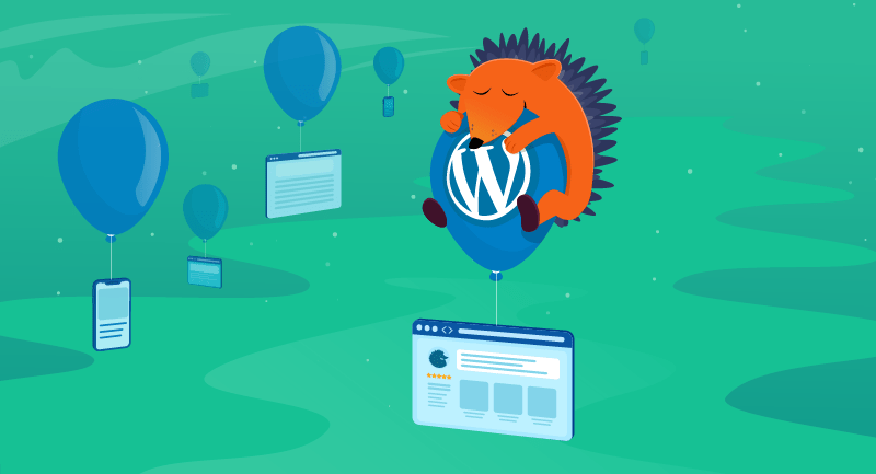 Hero article of WordPress comes of age with its 18th birthday