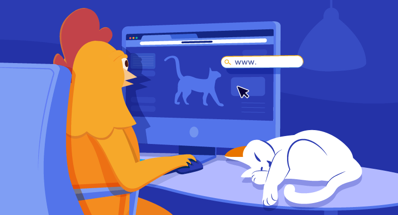 Hero image of Why your pet needs its own domain and website