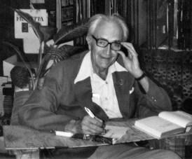 Fritz Reuter Leiber, Jr. (December 24, 1910 – September 5, 1992)