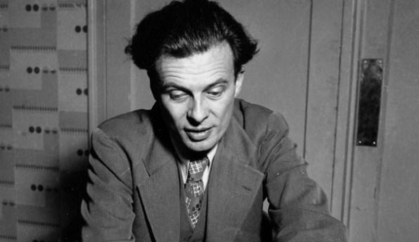 Aldous Leonard Huxley (26 July 1894 – 22 November 1963)