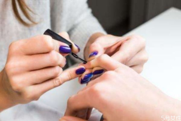 NRN Nail Tutorial