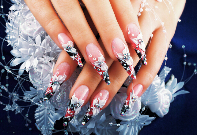 NRN Nail Products Foreign Trade Platform