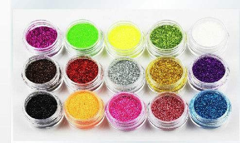 What is glitter powder