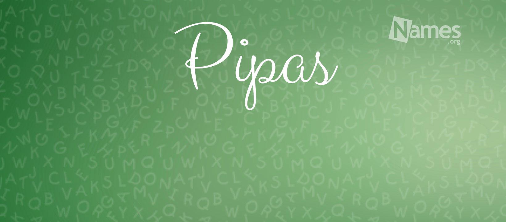 Poster do filme As Pipas