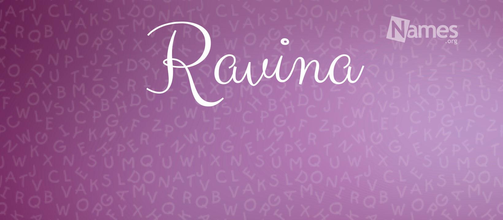 Poster do filme Ravina
