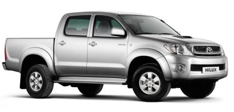 Group L – 4×4 Toyota Double-Cab or similar