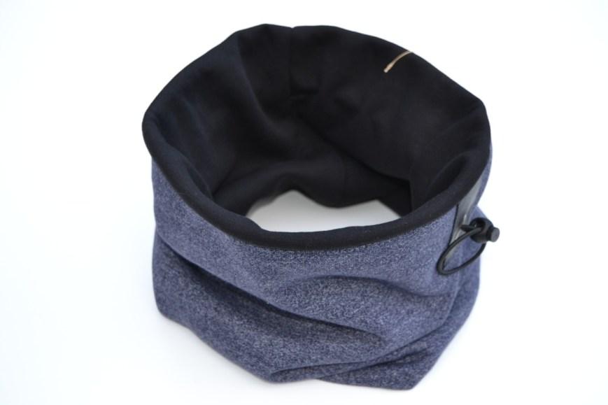 Rudeninis Kaklo movas – Tamsiai mėlynas – Juodas