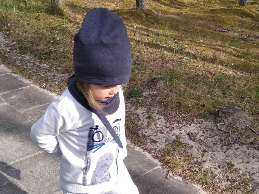 Plona kepurė visai šeimai XXS-L skirtingų spalvų pasirinkimas